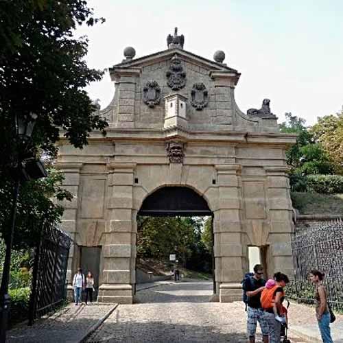 Monumento Cultural Nacional Vyšehrad