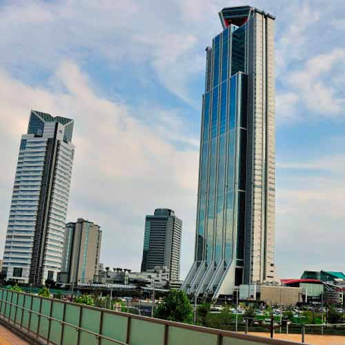 WTC Cosmo-Tower
