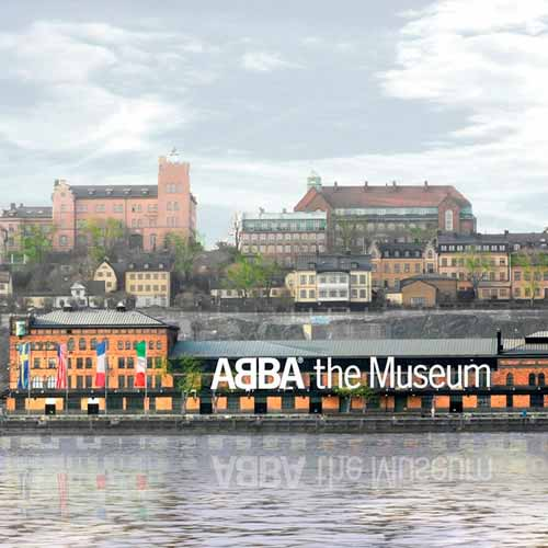Museu do grupo musical Abba