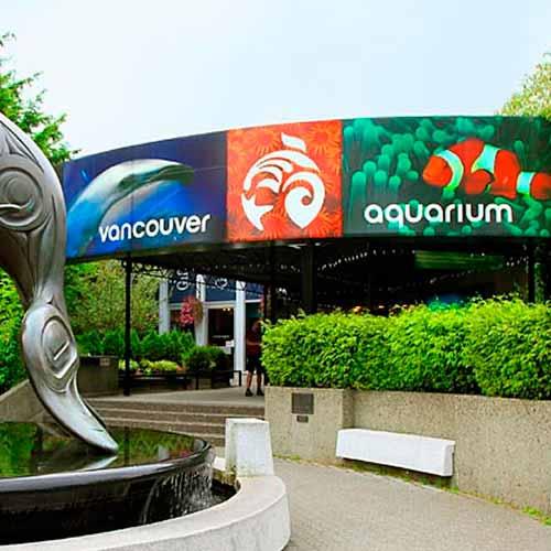 Aquário de Vancouver