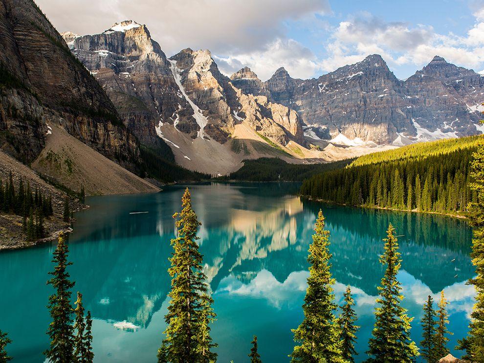 Parque Banff