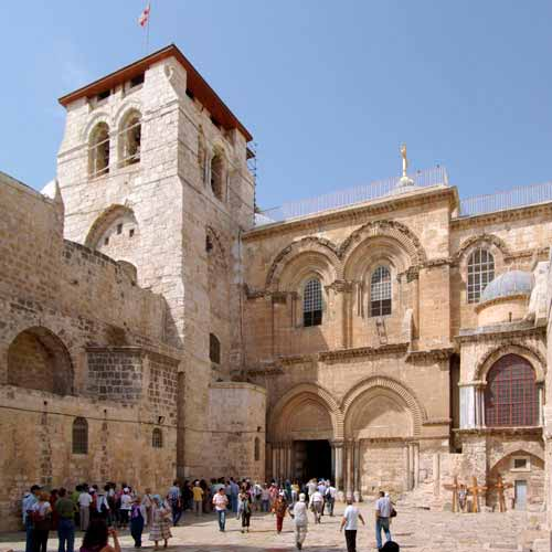Basílica do Santo Sepulcro