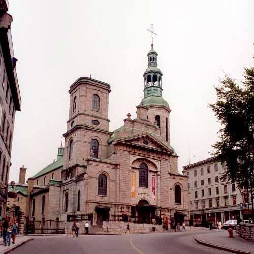 Catedral Notre-Dame de Quebec