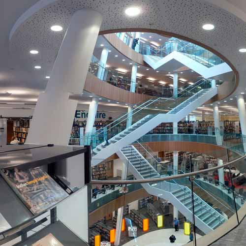Biblioteca Central de Liverpool