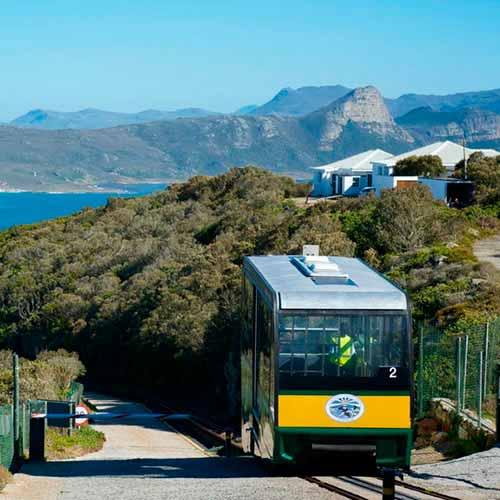 Funicular Flying Dutchman (Cabo da Boa esperança)