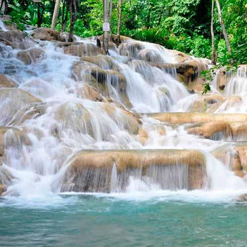 Cachoeira e Parque rio Dunn