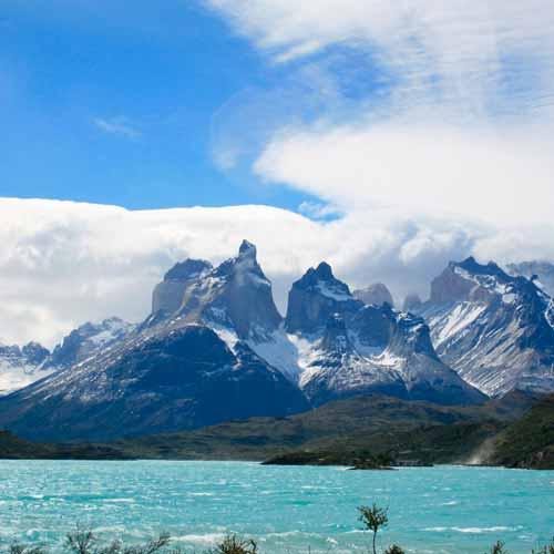 Parque Nacional Torres del Paine Dia Inteiro