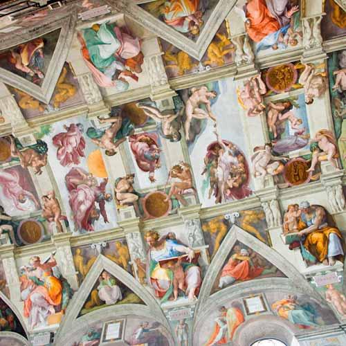 Museu do Vaticano (Capela Sistina)