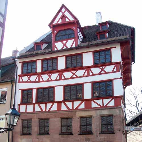 Casa Albrecht Dürer
