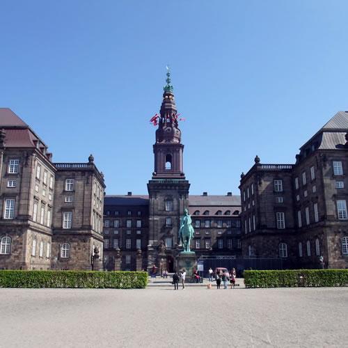 Castelo Christiansborg