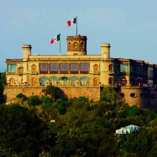 Castelo Chapultepec