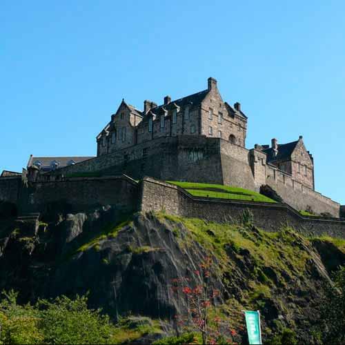 Castelo de Edimburgo