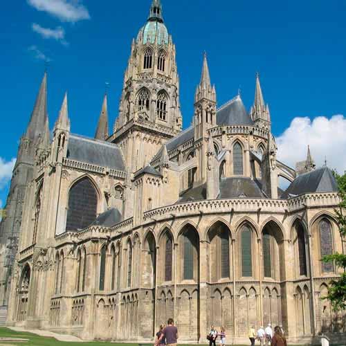 Catedral Notre Dame de Bayeux