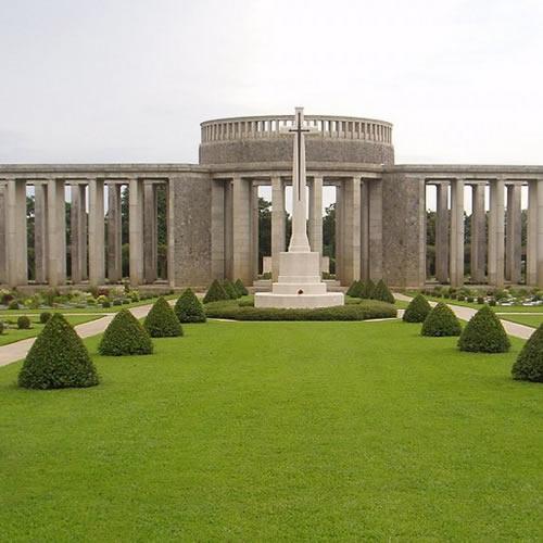 Cemitério de guerra Taukkyan