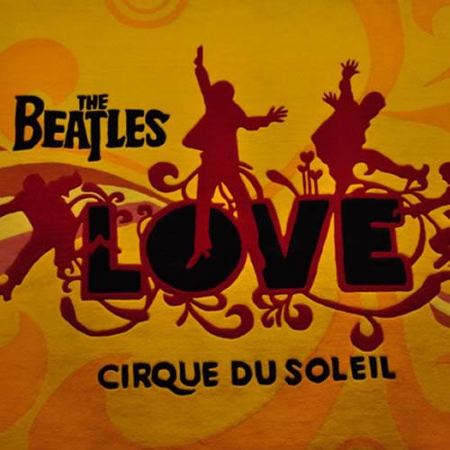Cirque du Soleil - Beatles LOVE