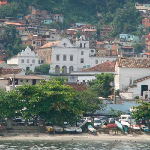 Convento São Bernardino de Sena