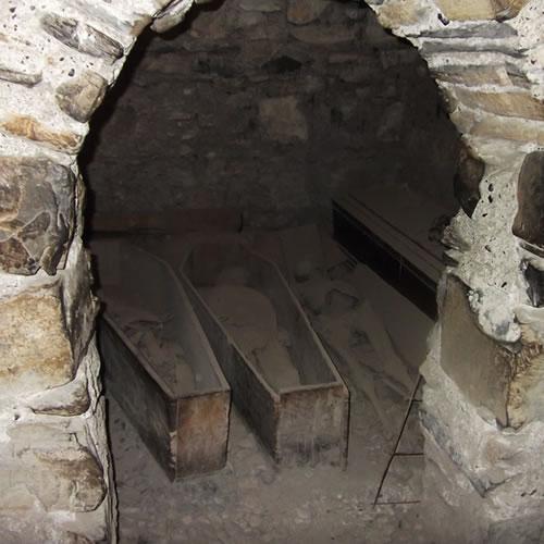 Criptas Igreja St. Michan