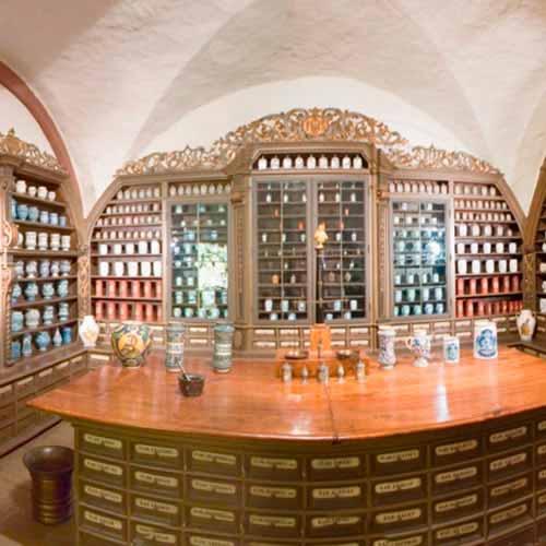 Deutsches Apotheken Museum