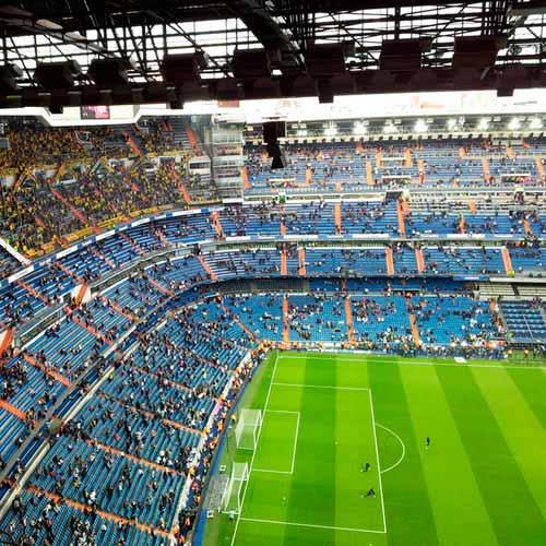 Estádio Santiago Bernabéu (Real Madrid)