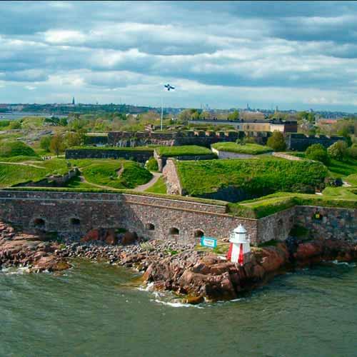 Fortaleza de Suomenlinna (Museu)