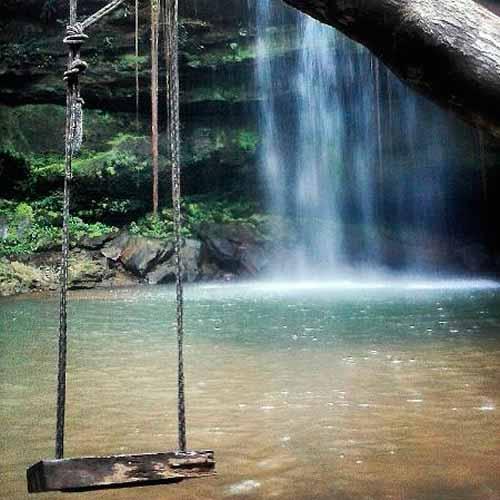 Cachoeira da Fazenda Encantada