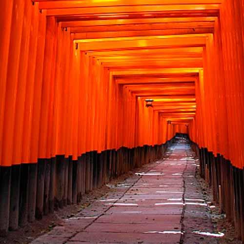 Templo Fushimi Inari