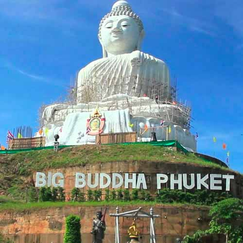 Grande Buda de Phuket