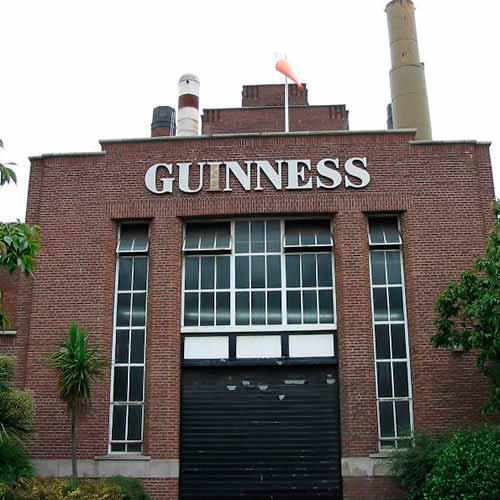 Fábrica Guinnes
