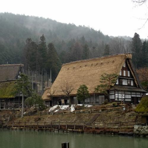 Hida Minzoka Mura Folk Village