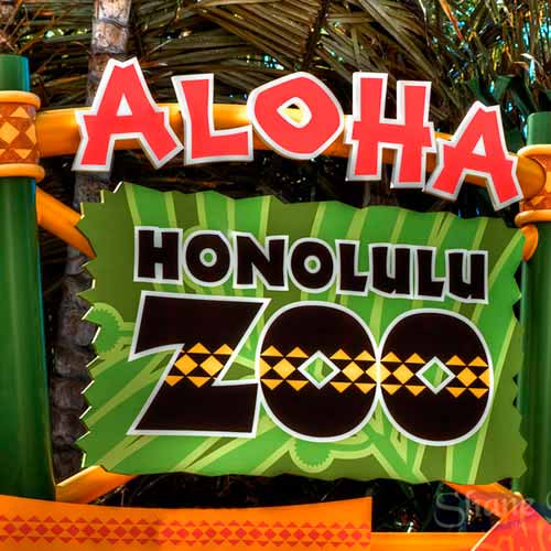Zoológico Honolulu