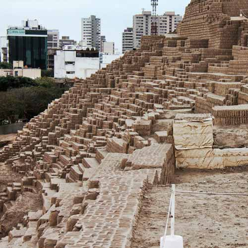Museu Huaca Pucllana