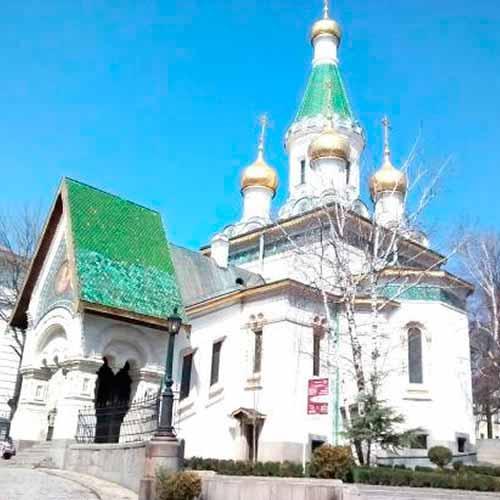 Igreja Russa de São Nicolau