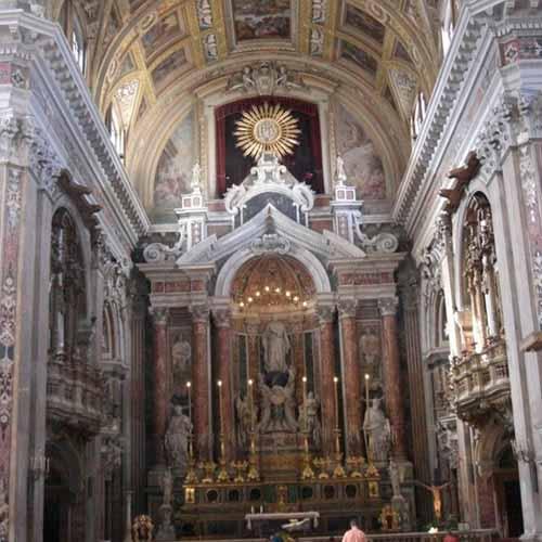Igreja Gesu Nuovo
