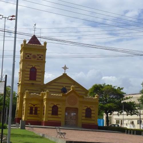 Igreja Nossa Senhora do Carmo do Rio Branco