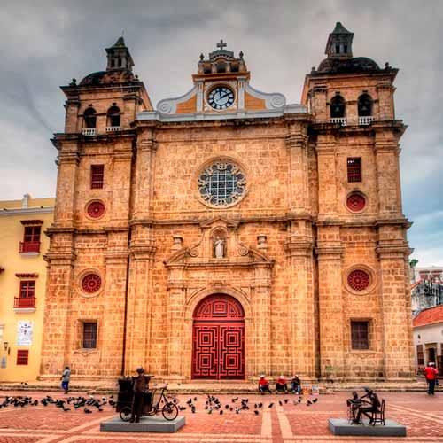 Convento e Igreja San Pedro Claver