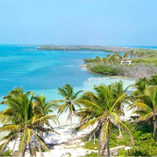 Tour para Ilha Contoy