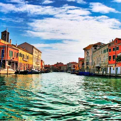Tour para ilha de Murano