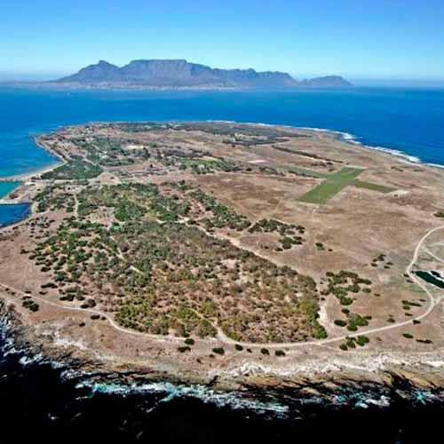 Tour para Ilha Robben