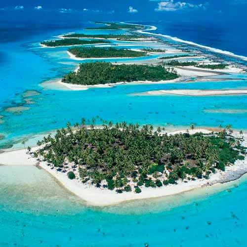 Tour pelas ilhas