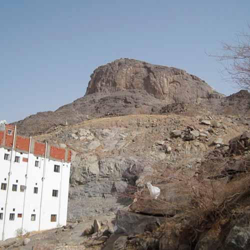 Jabal-al-noor