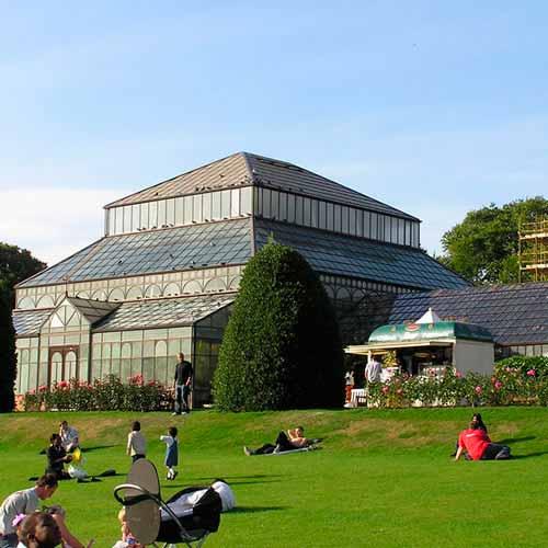Jardim Botânico de Glasgow