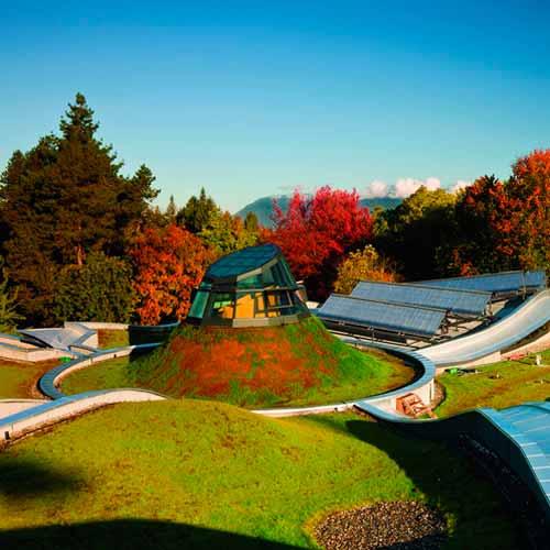 Jardim botânico VanDusen