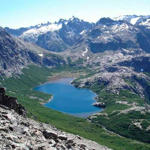 Lago Jakob