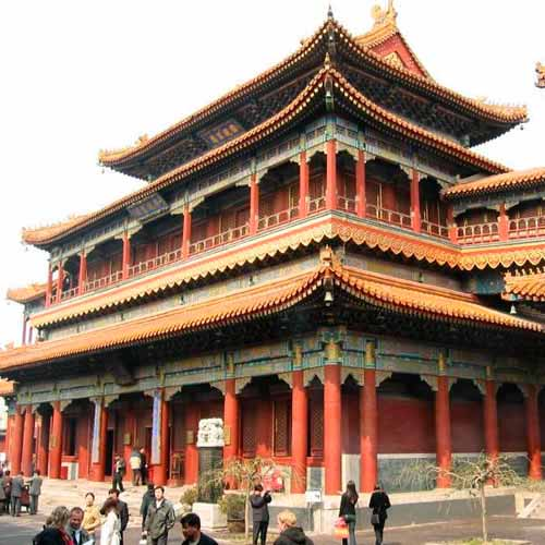Templo Yonghe (Lama Temple)