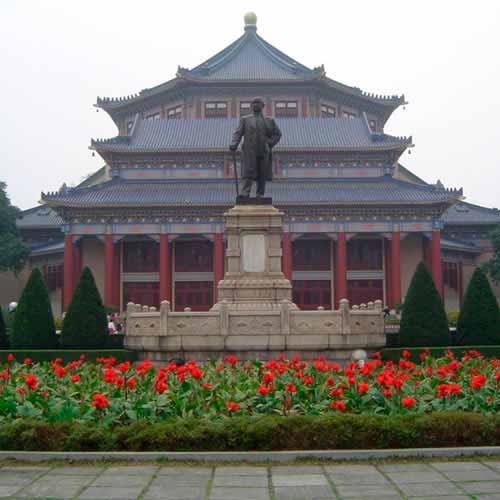 Memorial Sun Yat-sen