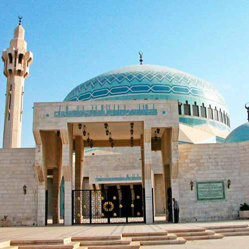 Mesquita Rei Abdullah