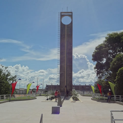 Monumento Marco Zero do Equador