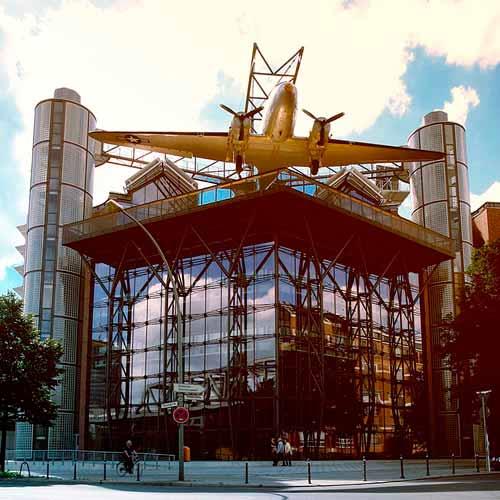 Museu Alemão de Tecnologia