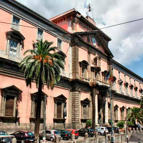 Museu Arqueológico Nacional - Nápoles