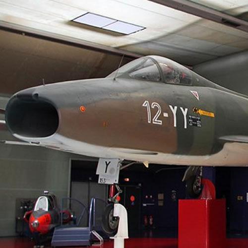 Museu da aviação e espaço